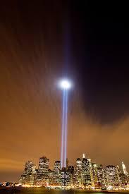 9 11 Memorial Lights Twin Towers Memorial Light Confuses Migrating Birds