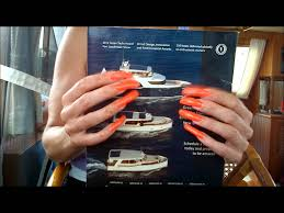 long orange nails youtube