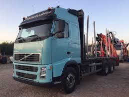 volvo 680 truck volvo fh 12 500 km 6x4 dzwig epsilon podwójny wysuw do stosowego