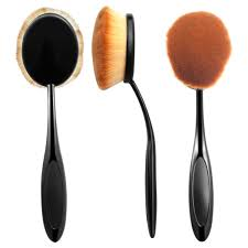 real techniques flawless core collection makeup brush set with 2