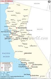 Redding California Map California Map With Major Cities 28 Images California Major