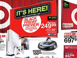 black friday 2016 the best tv deals at target best buy and