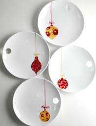 horderve plates appetizer plates painting ceramics appetizer
