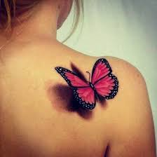 get inspired by these beautiful butterfly tattoos for