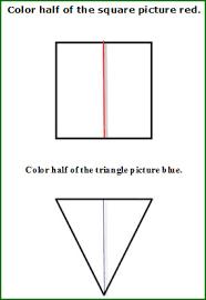 fractions preschool worksheets preschool learning fractions