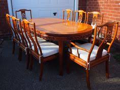 Antique Boardroom Table Long Swedish Dining Or Boardroom Table With 6 Chairs By Nils