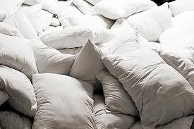 How To Dry A Duvet Should I Wash My Feather Pillows Apartment Therapy