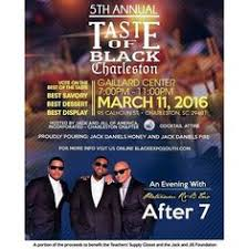 catch after 7 on march 11th charleston black expo 2016 presents