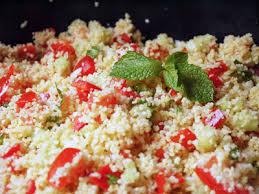 cuisine sans cuisson la cuisine de myrtille taboulé préparation sans cuisson