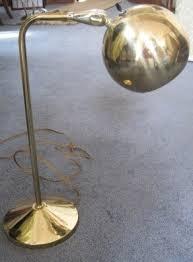 Globe Table Lamp Swivel Arm Table Lamp Foter
