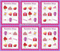 s day bingo best 25 bingo ideas on valentines