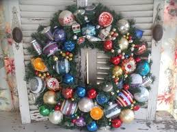 24 best glass wreaths images on
