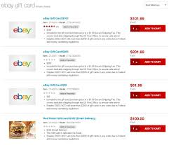 sell e gift cards staples removes ebay electronic gift cards from their site and
