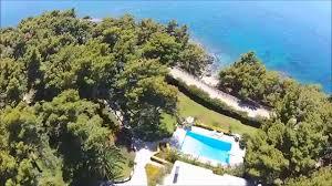 beach front villa for rent greece halkidiki youtube