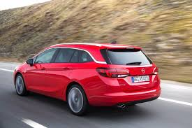 opel astra trunk 2016 opel astra sports tourer better than vw golf