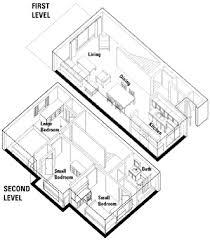three bedroom units university housing