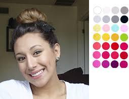colors that fit you best winter season color palette youtube