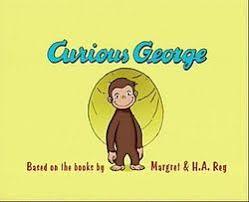 curious george tv series