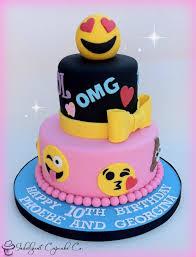 wedding cake emoji easy but impressive birthday cakes
