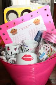 chagne gift basket day gift idea
