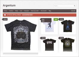 themed t shirts 20 best free premium ecommerce themes for selling