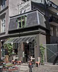 central hotel and café mini hotel with only one room in copenhagen