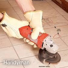 Installing Ceramic Tile Floor Tile Installation How To Tile Existing Tile Family Handyman