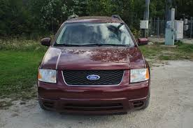 2006 Ford Freestyle Reviews 2005 Ford Freestyle Awd Limit Red Used Wagon Sale