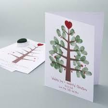 best 25 hand print christmas cards ideas on pinterest