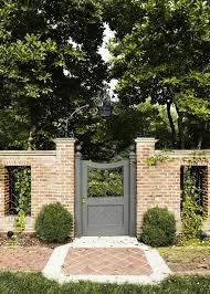 Patio Construction Walkways U Retaining Walls Hatfield Lawn - Brick wall fence designs