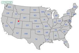 map usa utah salt lake city city ut information resources about city of
