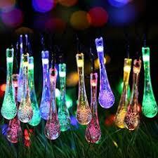 lichterkette fã r balkon lumify usb solar lights white 100 leds house garden