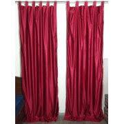 Sari Curtain Tab Top Curtains