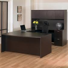 Costco Office Desks Triton Commercial Office System By Osp Espresso