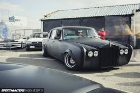 roll roll royce phantom magic bye bye v12 hello 2jz speedhunters