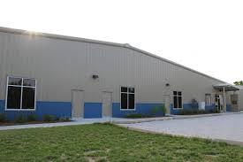 nebraska outdoor education center ironhide construction