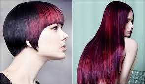 Frisuren Lange Haare Mit Farbe by Braune Haare Mit Roten Strähnen Haar Farben Trend Rot 2016