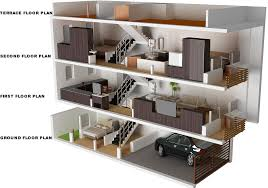 Floor Plans Duplex Duplex House Floor Plans In Chennai House Plans