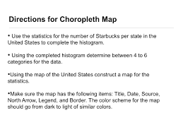 Map Of The United States In Color by Map For Proportional Graduated Circle Map Ppt Download