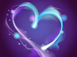 srce u plavoj pozadini download besplatna pozadina za desktop