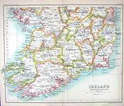 Dingle Ireland Map Map Of Southern Ireland My Blog