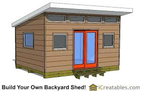 contemporary storage sheds modern shed plans free contemporary