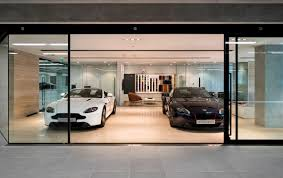 lamborghini showroom building giltrap group u0027s 30m exotic opening day news driven