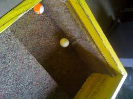 indoor carpet ball table have you ever heard of carpet ball musings from slow pony