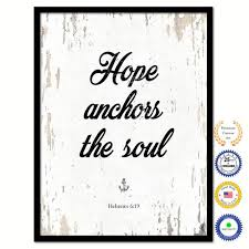 Love Anchors The Soul Print - god bless america land that i love inspirational bible verse