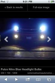 Putco Lights Strongest Halogen Bulbs Out There