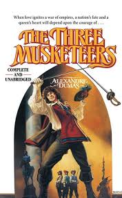 musketeers alexandre dumas macmillan