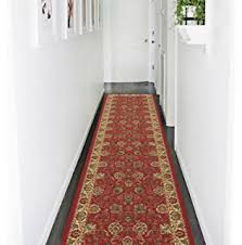 Red Runner Rug Amazon Com Safavieh Lyndhurst Collection Lnh212f Traditional