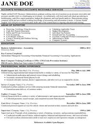 accounts payable resume exles payable resume sle template