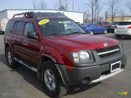 2004 nissan xterra lifted car picker red nissan xterra